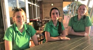Green shirt umpires 2020